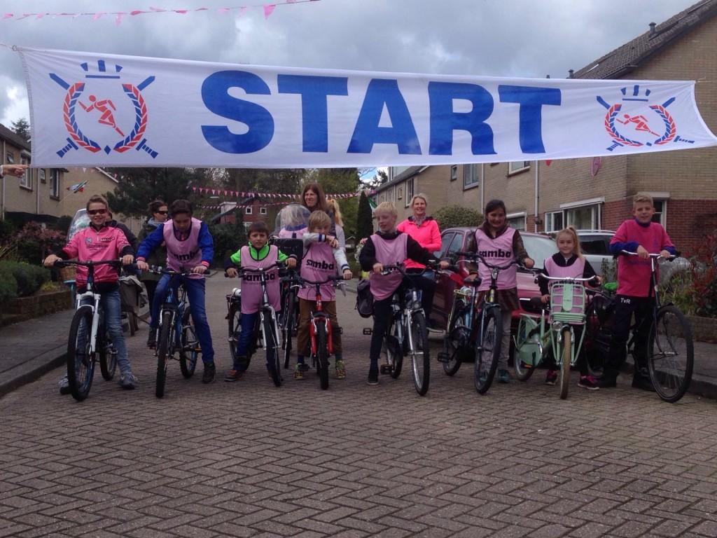 Poolsterstraat - Giro start