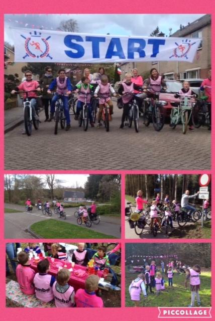 Poolsterstraat - Giro collage