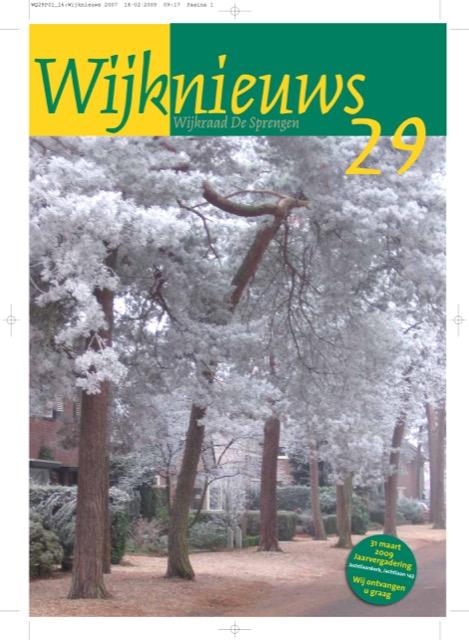 Wijknieuws29-feb-2009